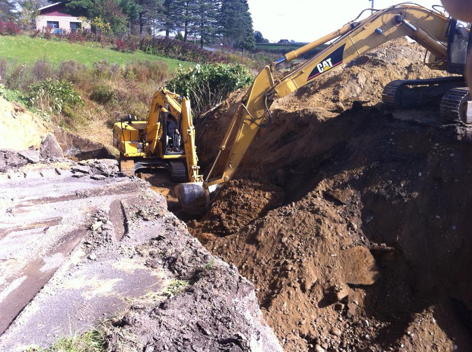 Entrepreneur en excavation |Excavation J.L.M. Lépine inc.